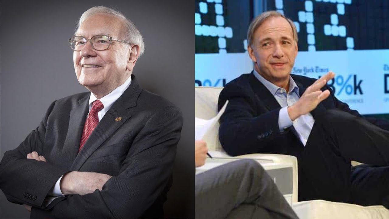 Warren Buffet And Ray Dalio