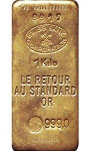 (Livres sur l'or) Le Retour au Standard Or - Antal Fekete