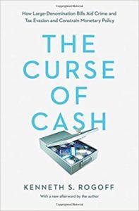 Curse Of Cash - Kenneth Rogoff