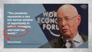 The Great Reset - Klaus Schwab - World Economic Forum