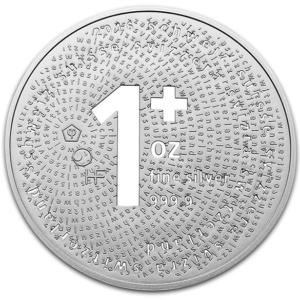 Swiss 1+ Silver once - acheter des pièces d'argent