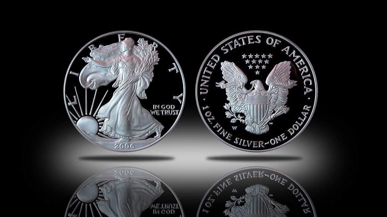American Silver Eagle - Acheter Des Pièces D'argent